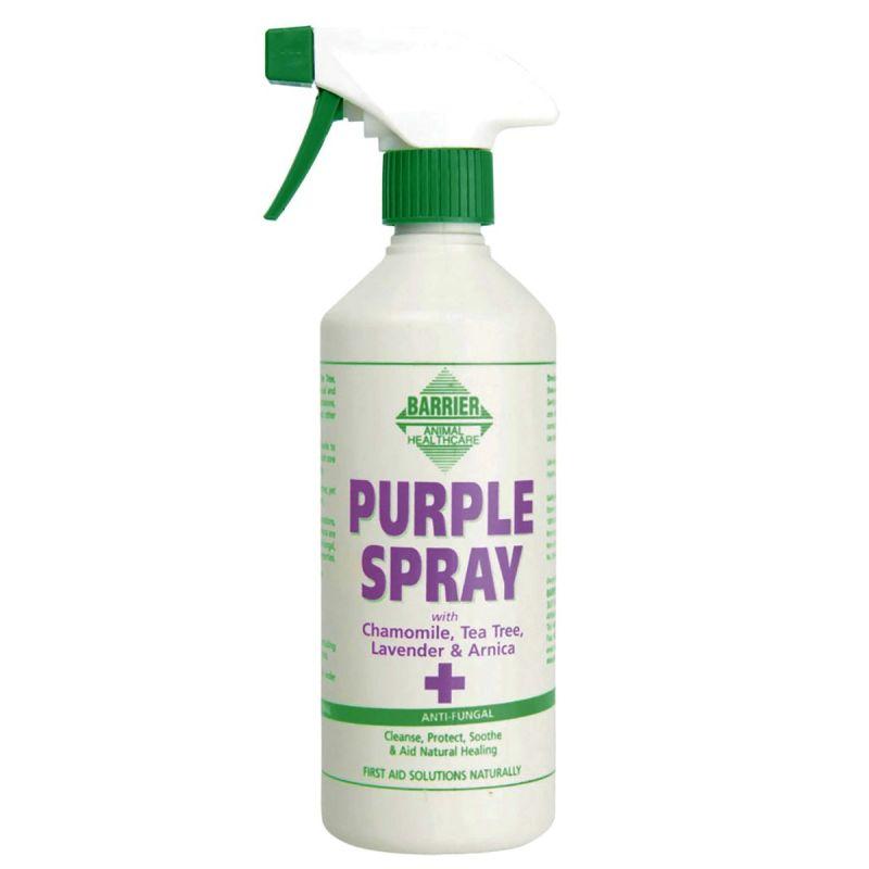 Barrier Purple Spray - 500 Ml