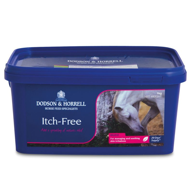 DODSON & HORRELL ITCH-FREE