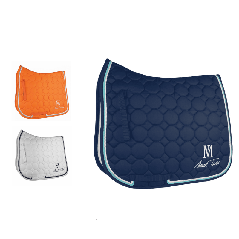 MARK TODD SADDLEPAD MATRIX QUILTED