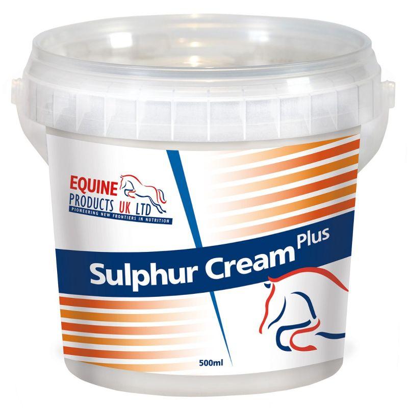EQUINE PRODUCTS SULPHUR CREAM PLUS
