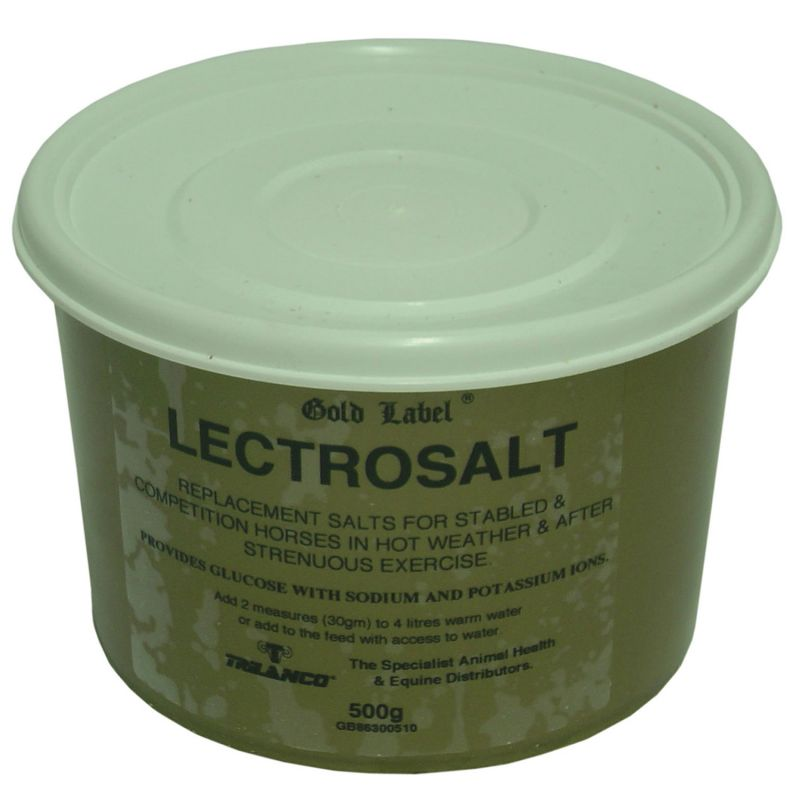 GOLD LABEL LECTROSALT