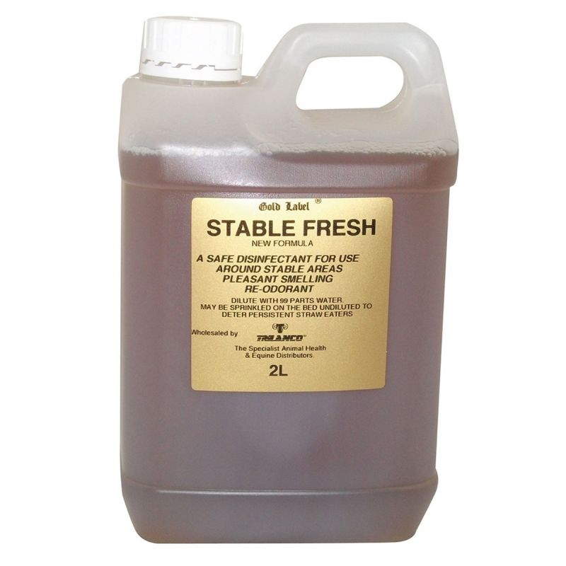 GOLD LABEL STABLE FRESH 5 LT