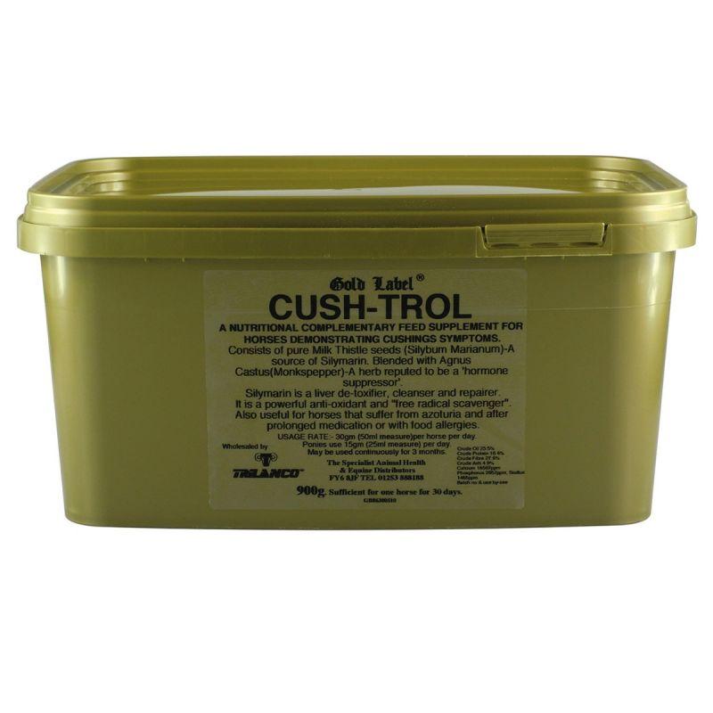 GOLD LABEL CUSH-TROL