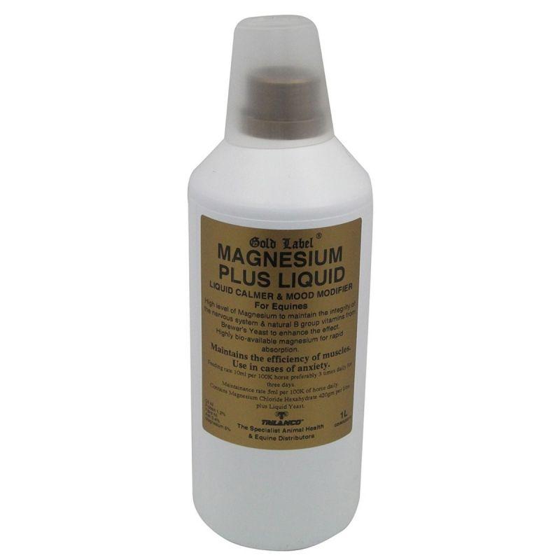 Gold Label Magnesium Plus - 1 Lt