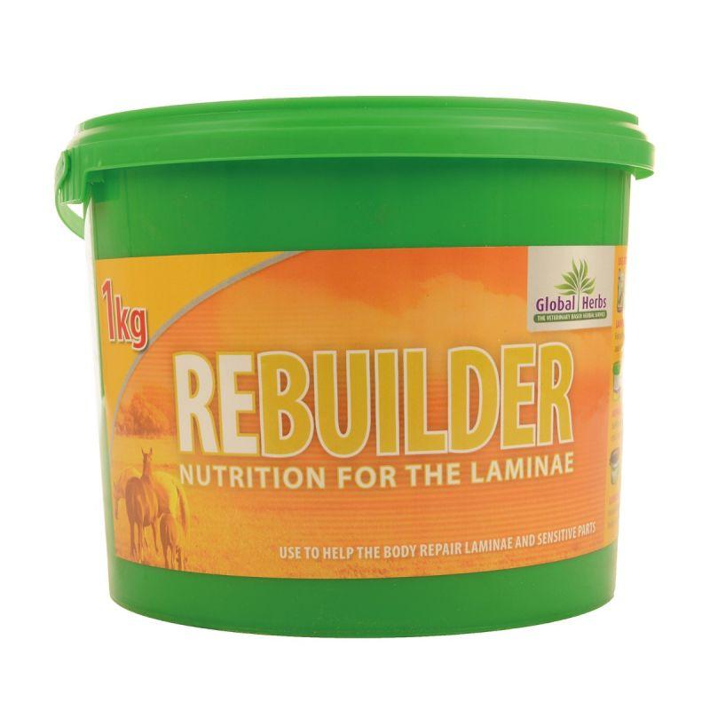 Global Herbs Rebuilder - 1 Kg