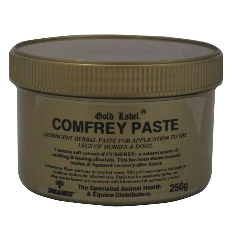 Gold Label Comfrey Paste - 250 Gm