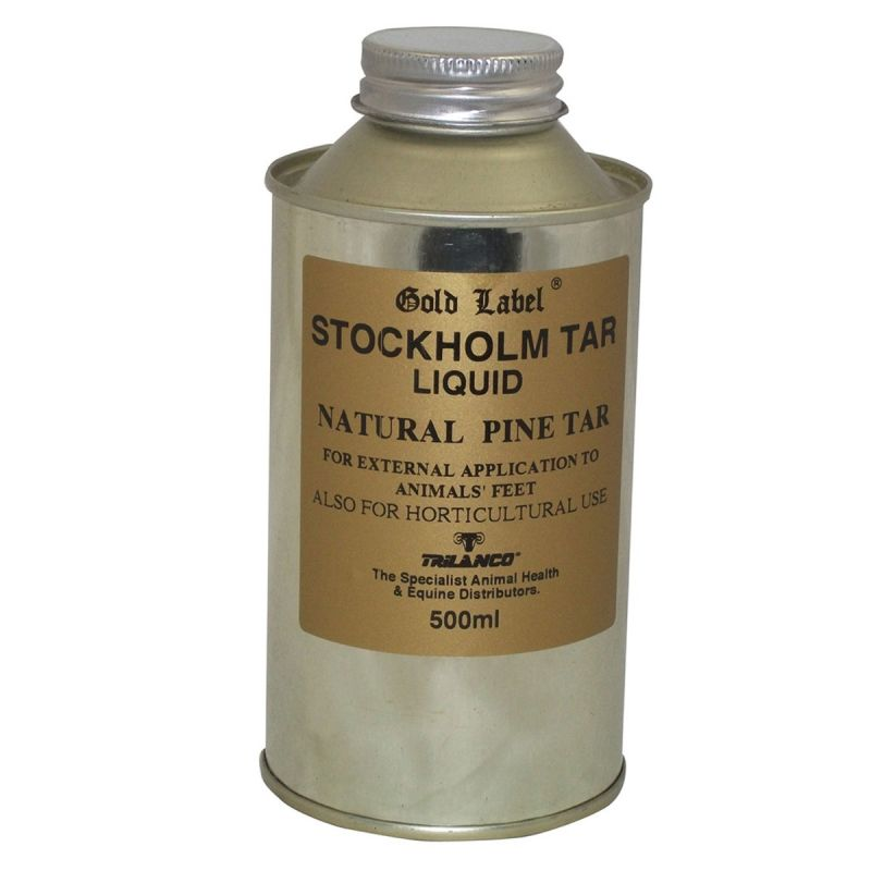 GOLD LABEL STOCKHOLM TAR LIQUID