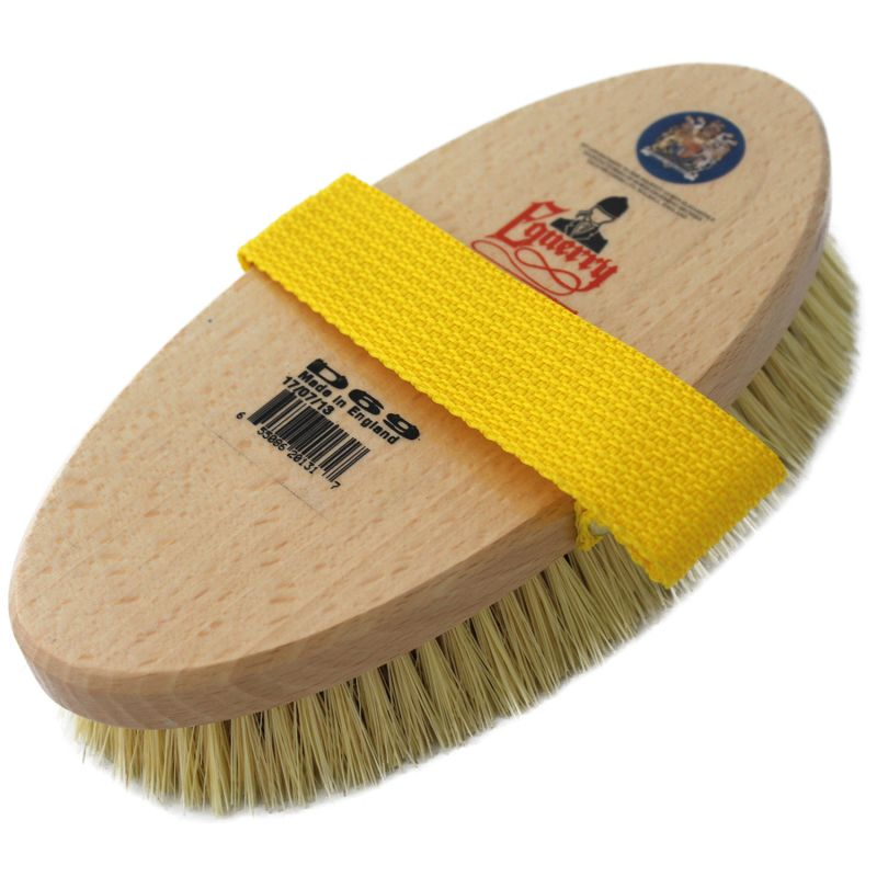 EQUERRY BODY BRUSH LARGE MEXICAN FIBRE