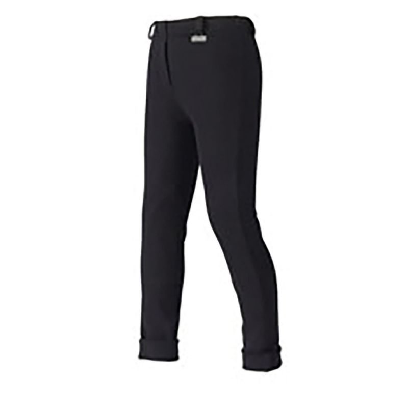HARRY HALL JODHPURS CHESTER GVP CHILDS BLACK