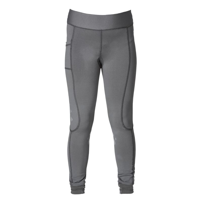 HARRY HALL RIDING TIGHTS ABY JUNIOR DARK GREY
