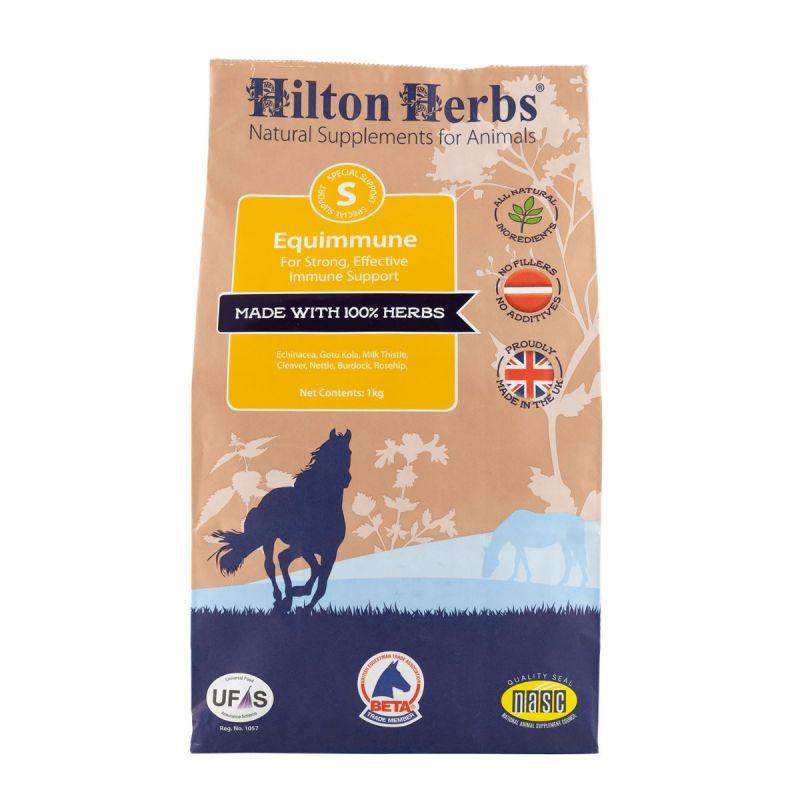 HILTON HERBS EQUIMMUNE  1 KG BAG
