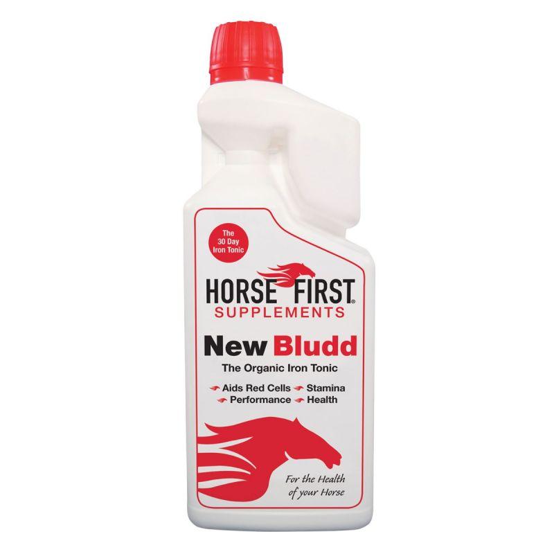 HORSE FIRST NEW BLUDD