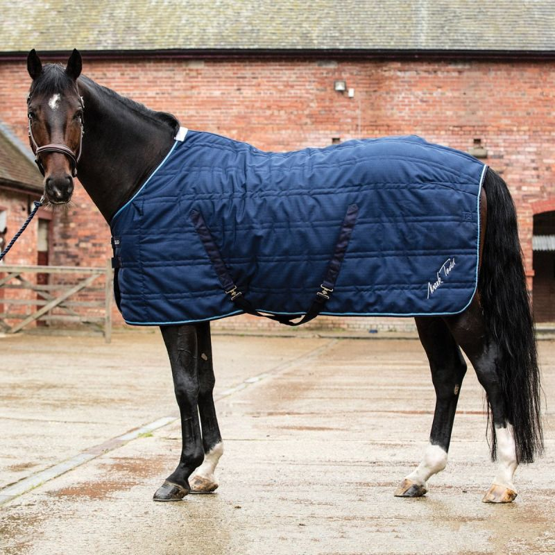 MARK TODD PRO ULTIMATE HEAVYWEIGHT NAVY STABLE RUG