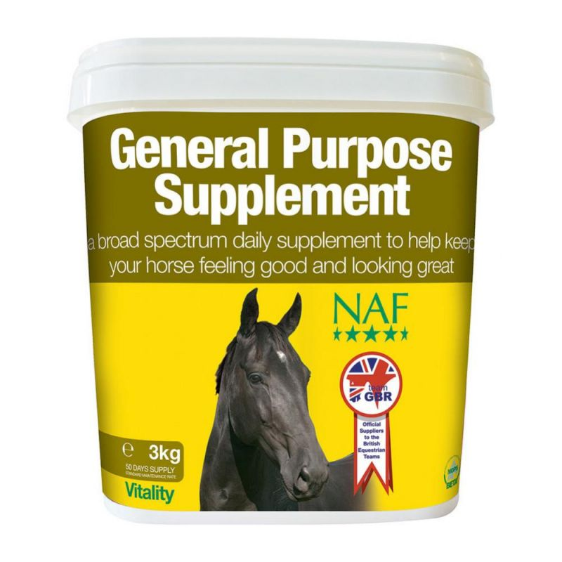 NAF General Purpose Supplement for Horses