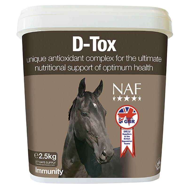 NAF D-Tox for Horses