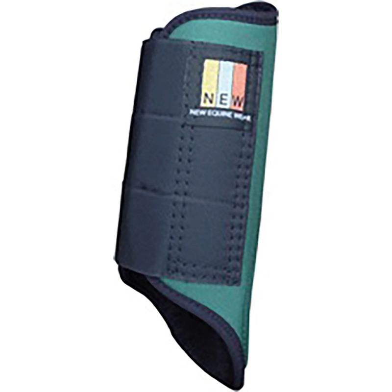 NEW EQUINE MAGNET THERAPY BRUSHING BOOT