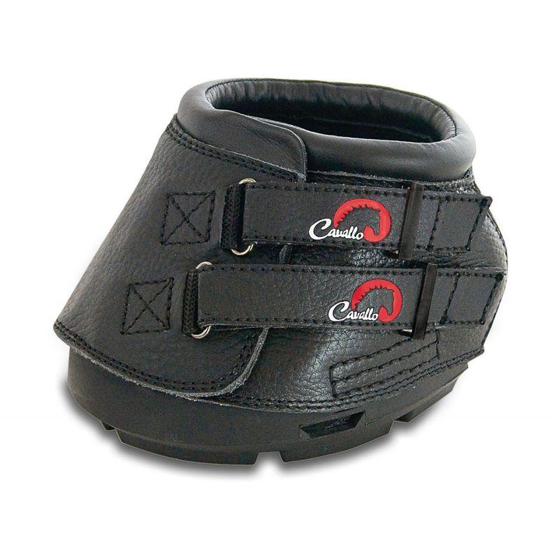 Cavallo Simple Boot With FOC Hoof Pick & Brush