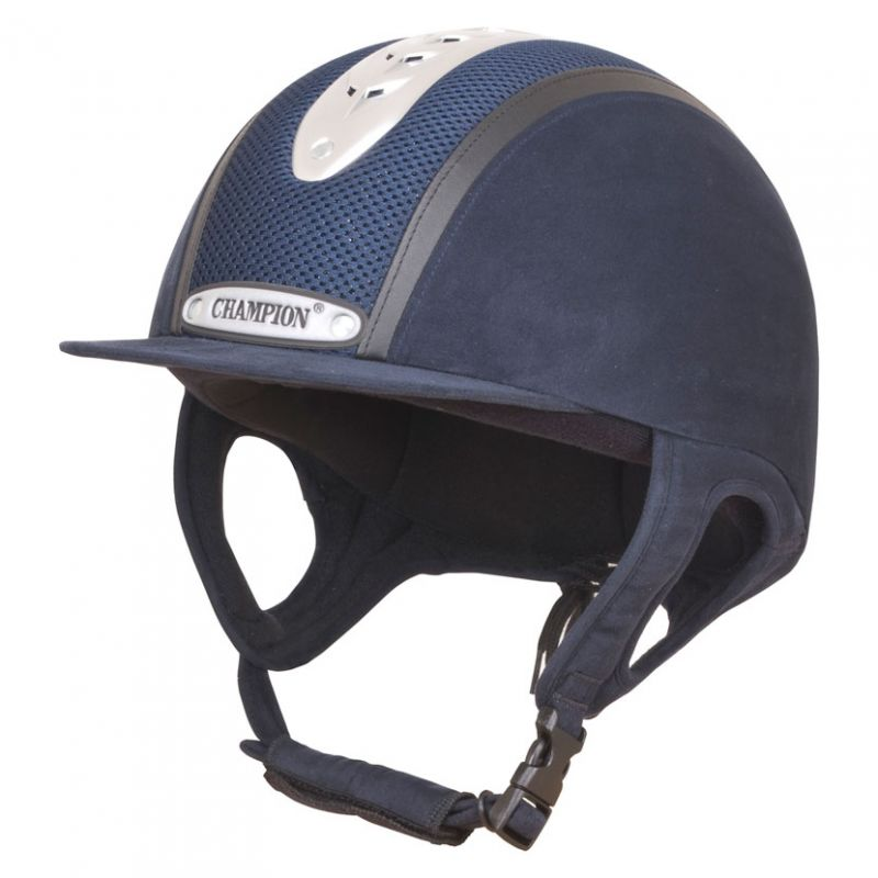 Champion Evolution Puissance Riding Hat