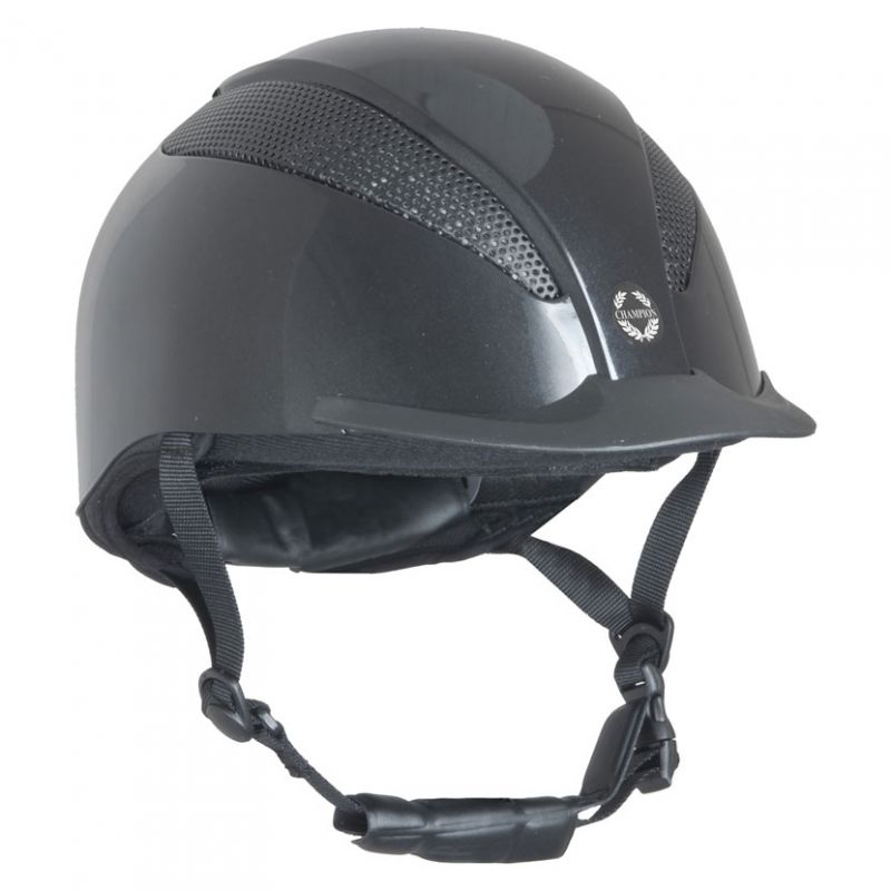 Air-Tech Deluxe Riding Hat Dial Fit