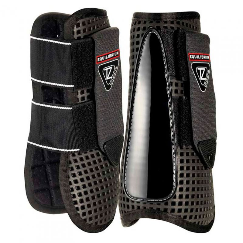 Equilibrium Tri-Zone Open Fronted Tendon Boots