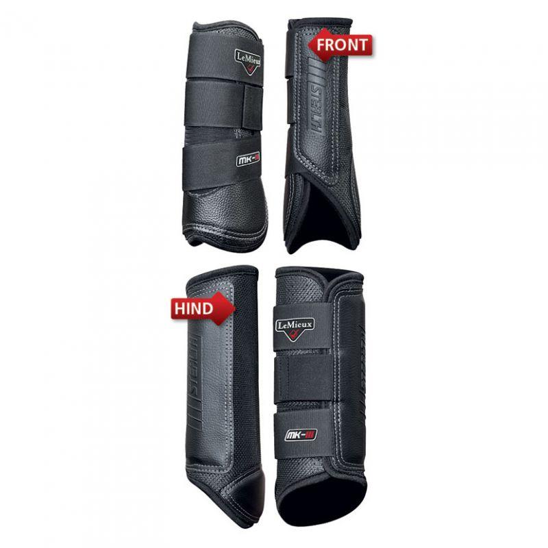 LeMieux Stealth Air XC Boots