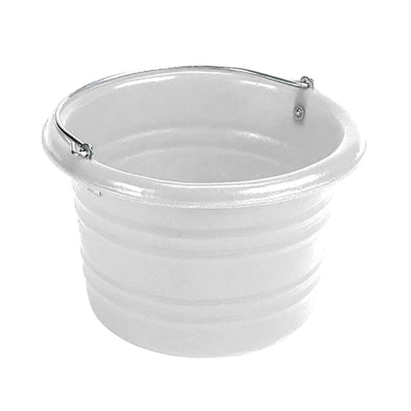 STUBBS WATER/FEED BUCKET JUMBO C/W HANDLE 25 LT S43