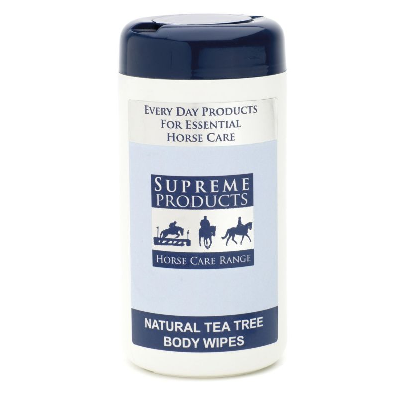 SUPREME HORSE CARE BODY WIPES