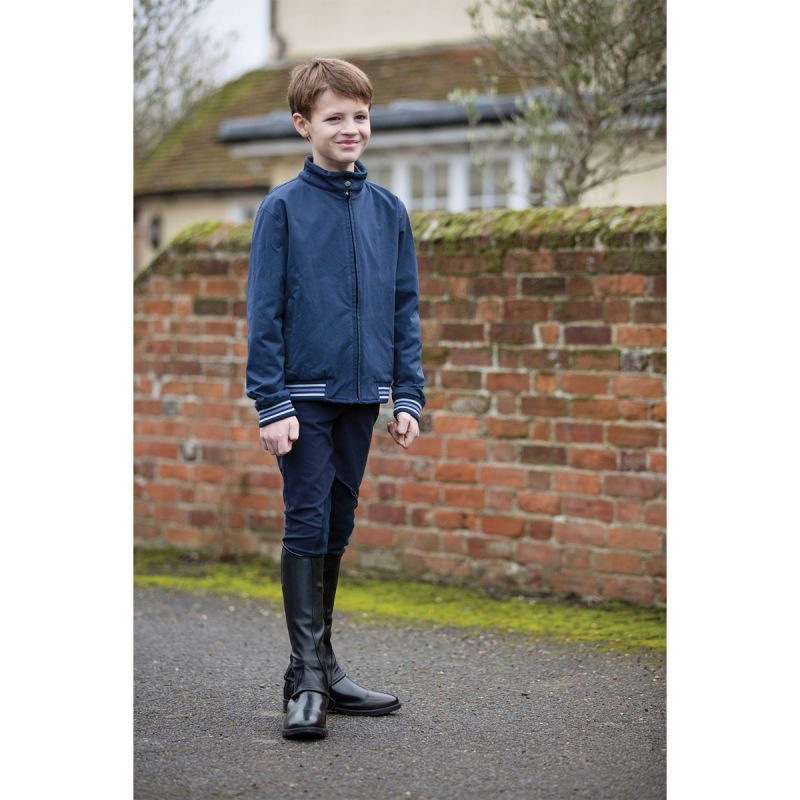 MARK TODD BOMBER JACKET CHILD NAVY
