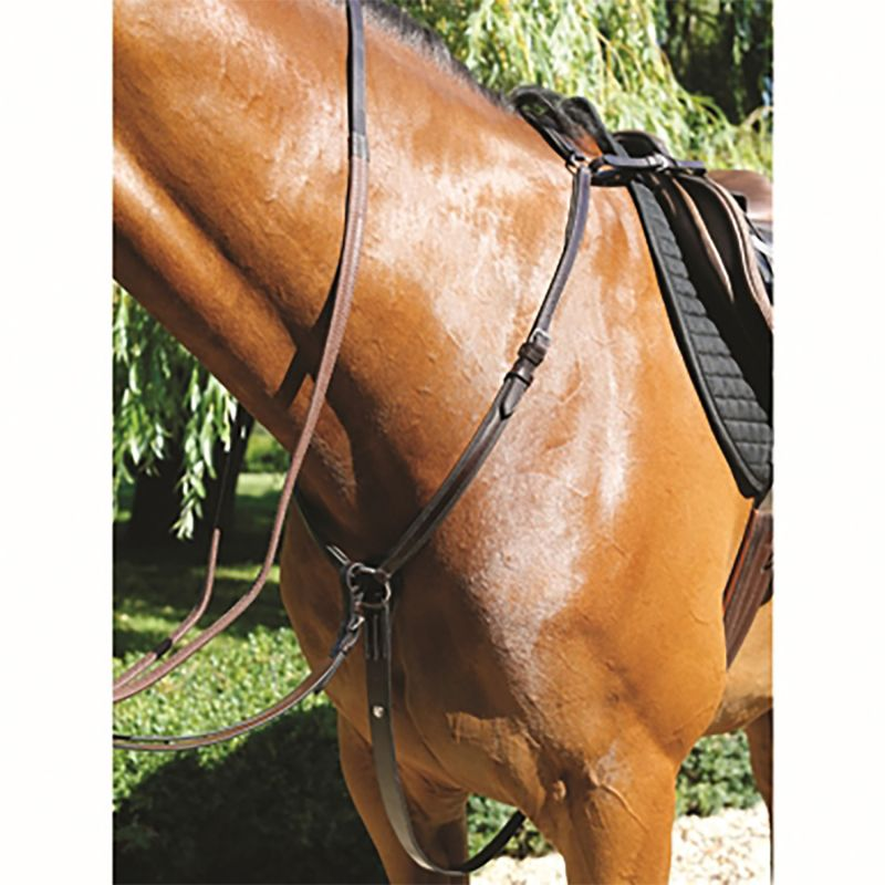 MARK TODD BREASTPLATE PADDED BLACK