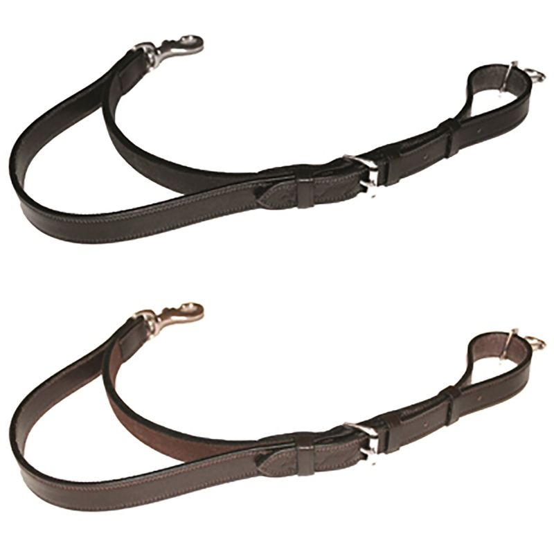 MARK TODD MARTINGALE STANDING ATTACHMENT BLACK