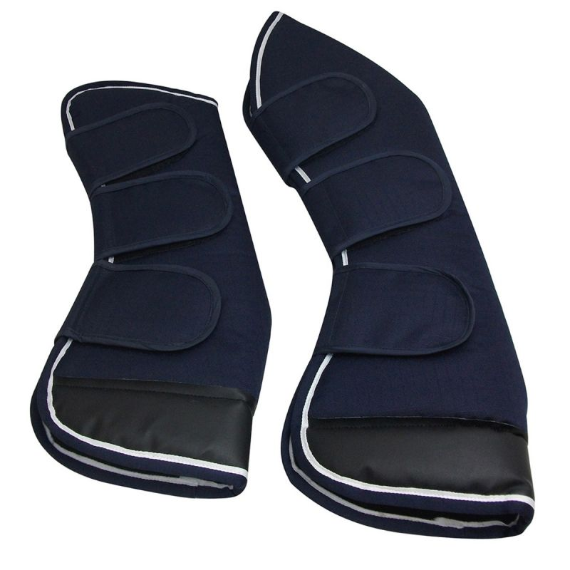PROTACK TRAVEL BOOTS NAVY/WHITE