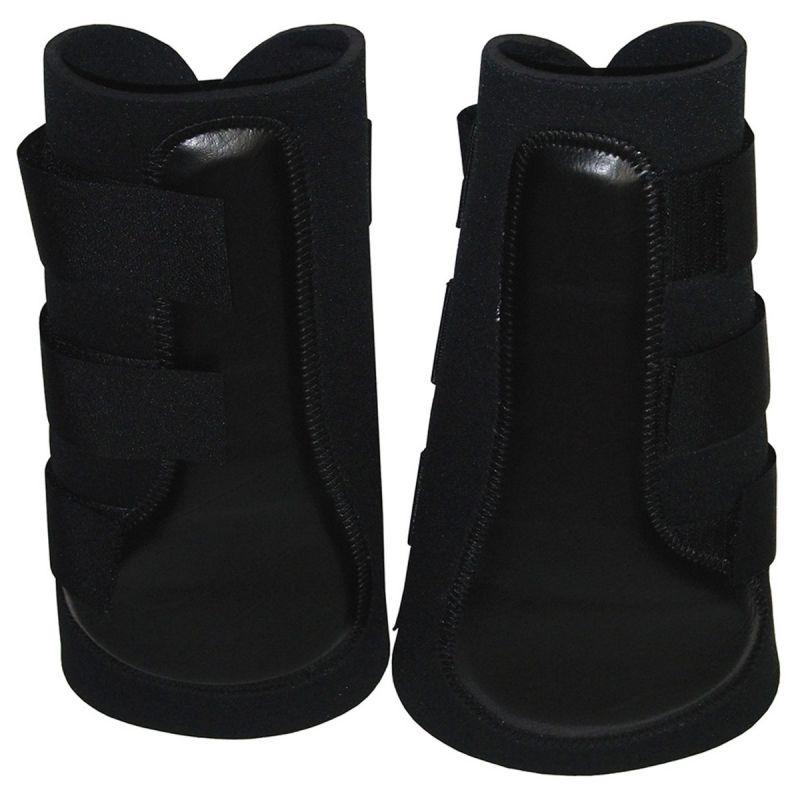 PROTACK BRUSHING BOOTS BLACK