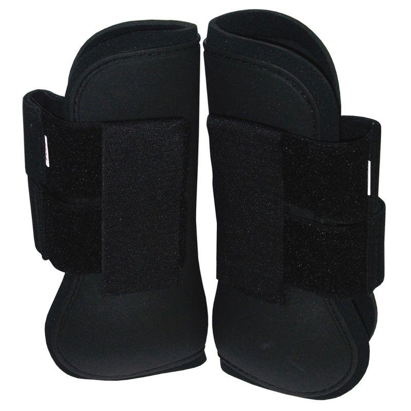PROTACK BLACK TENDON BOOTS