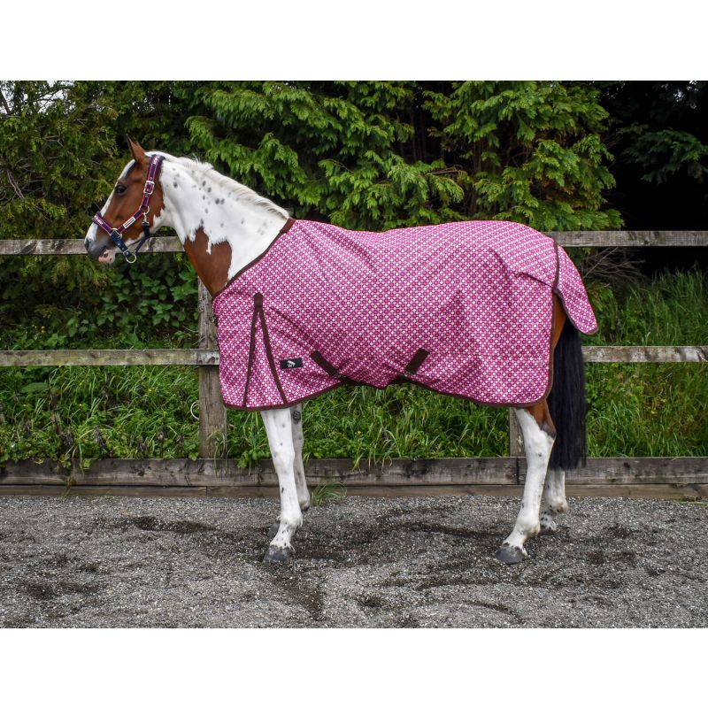 Dolly Mixture W-Horse Turnout Rug Lightweight Finn 50 Gm